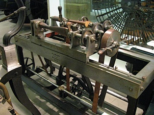 История развития машин-двигателей. Развитие промышленного электропривода