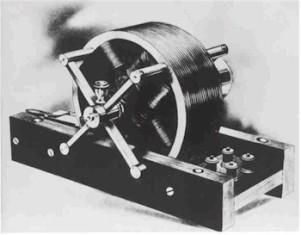 Развитие техники переменного тока