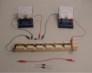 Первые исследования сопротивления проводников