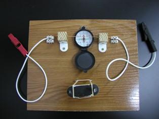 Магнитное действие тока. Опыт Эрстеда