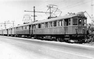 История электрификации железных дорог