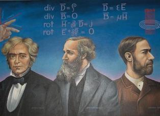 Электромагнитная теория Максвелла