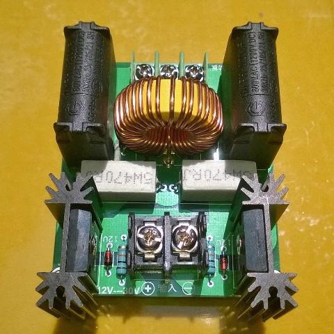 Простой ZVS-драйвер на MOSFET