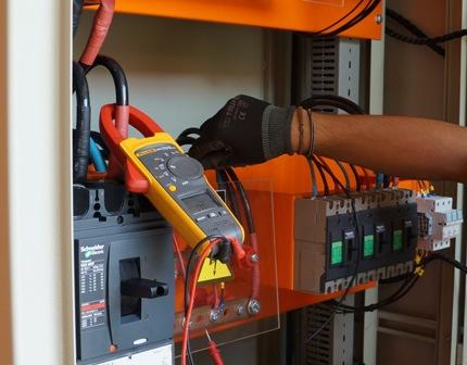 Обслуживание электрооборудования промышленного предприятия