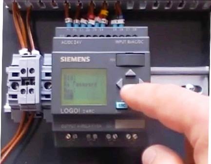 Контроллер Logo! фирмы Siemens