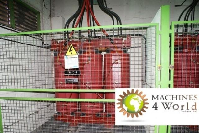 Сухой трансформатор с литой изоляцией Trihal