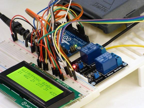 Создание устройств на Arduino