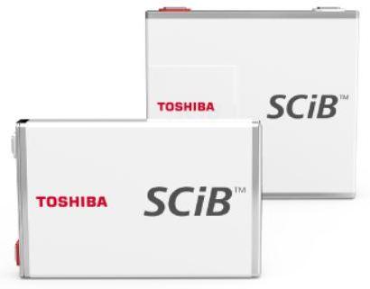 Быстрозаряжаемые аккумуляторы нового поколения от Тошиба