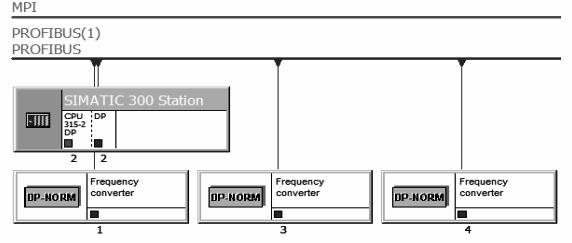 Программное подключение частотного преобразователя к микроконтроллеру