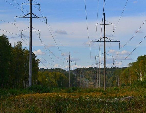 Номинальные напряжения различных электроприемников (характерные значения и стандарты напряжения)
